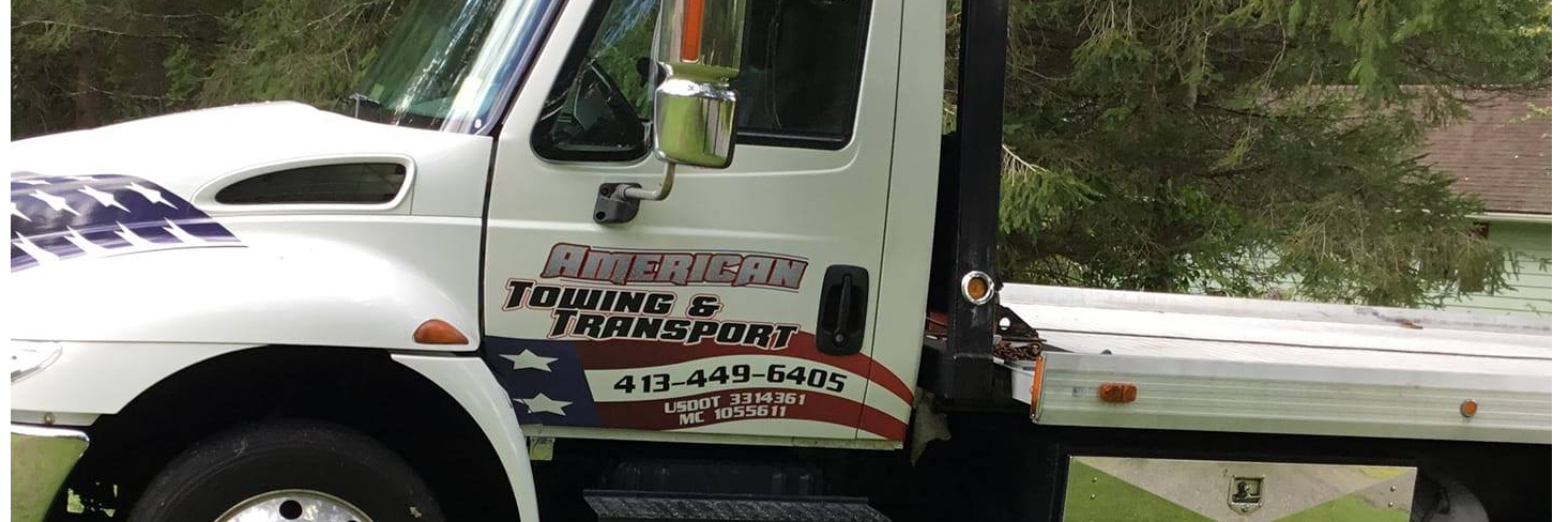 American Towing and Transport Inc Towing.com Profile Banner