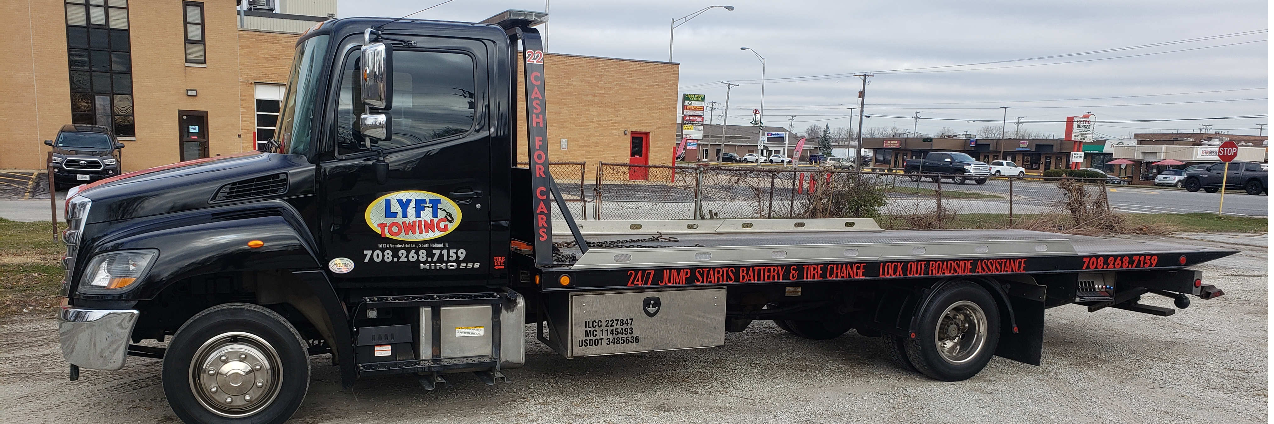 Lyft Towing  Towing.com Profile Banner