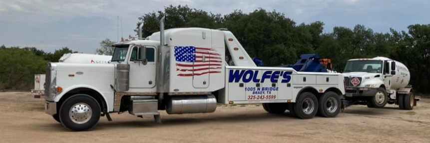 Wolfe's Towing & Rental Towing.com Profile Banner
