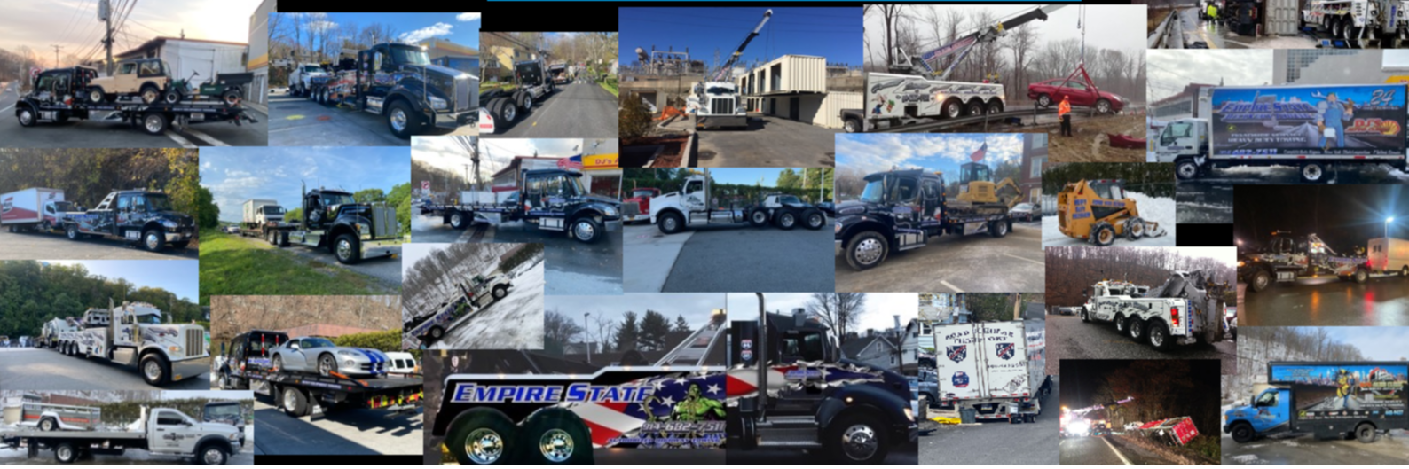Empire Recovery & Towing/DJ's Auto Service Towing.com Profile Banner
