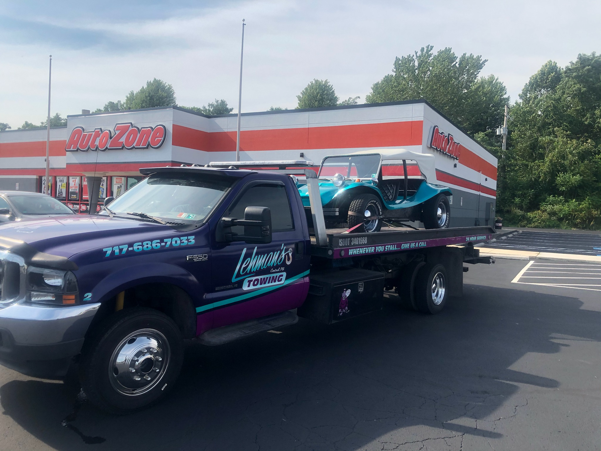 Lehman's Towing Towing.com Profile Banner