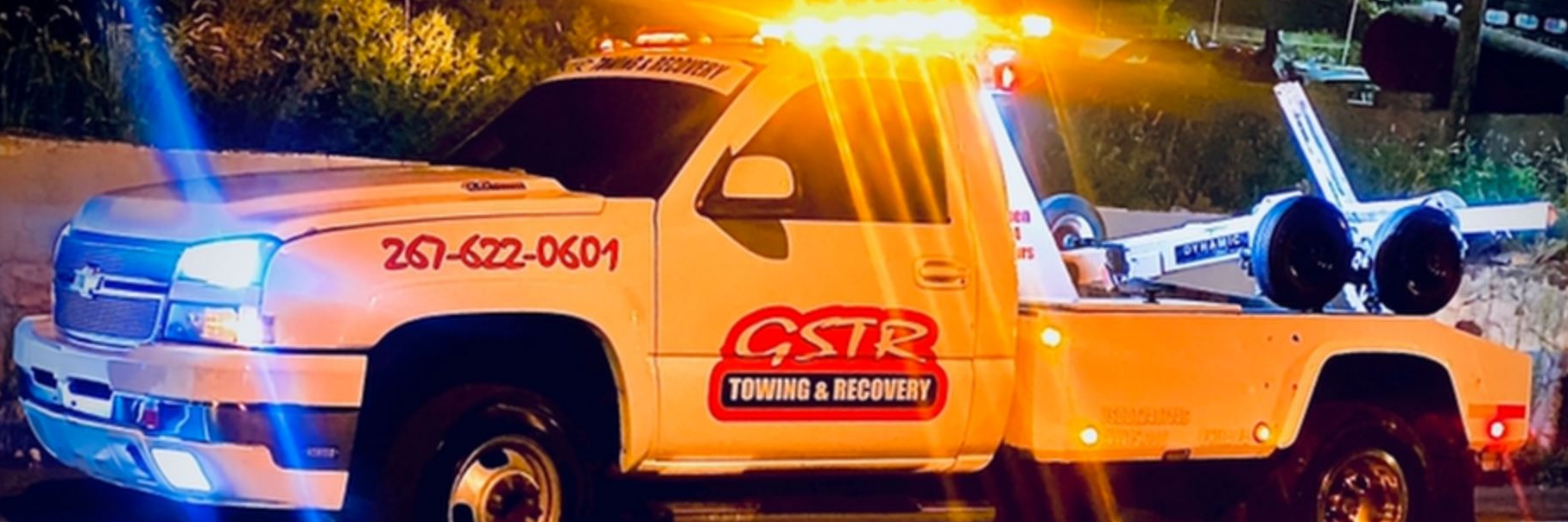 GSTR Towing & Recovery  Towing.com Profile Banner