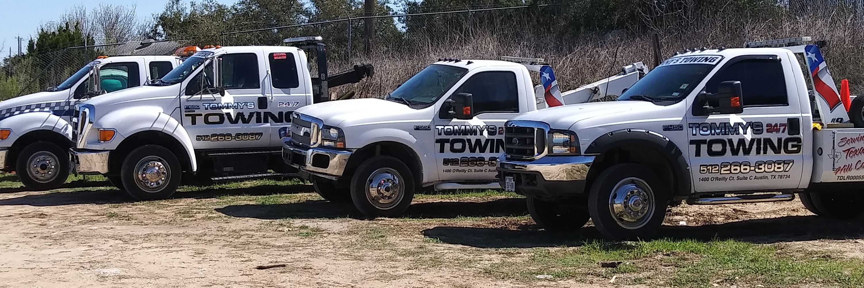 Tommy's Towing Towing.com Profile Banner