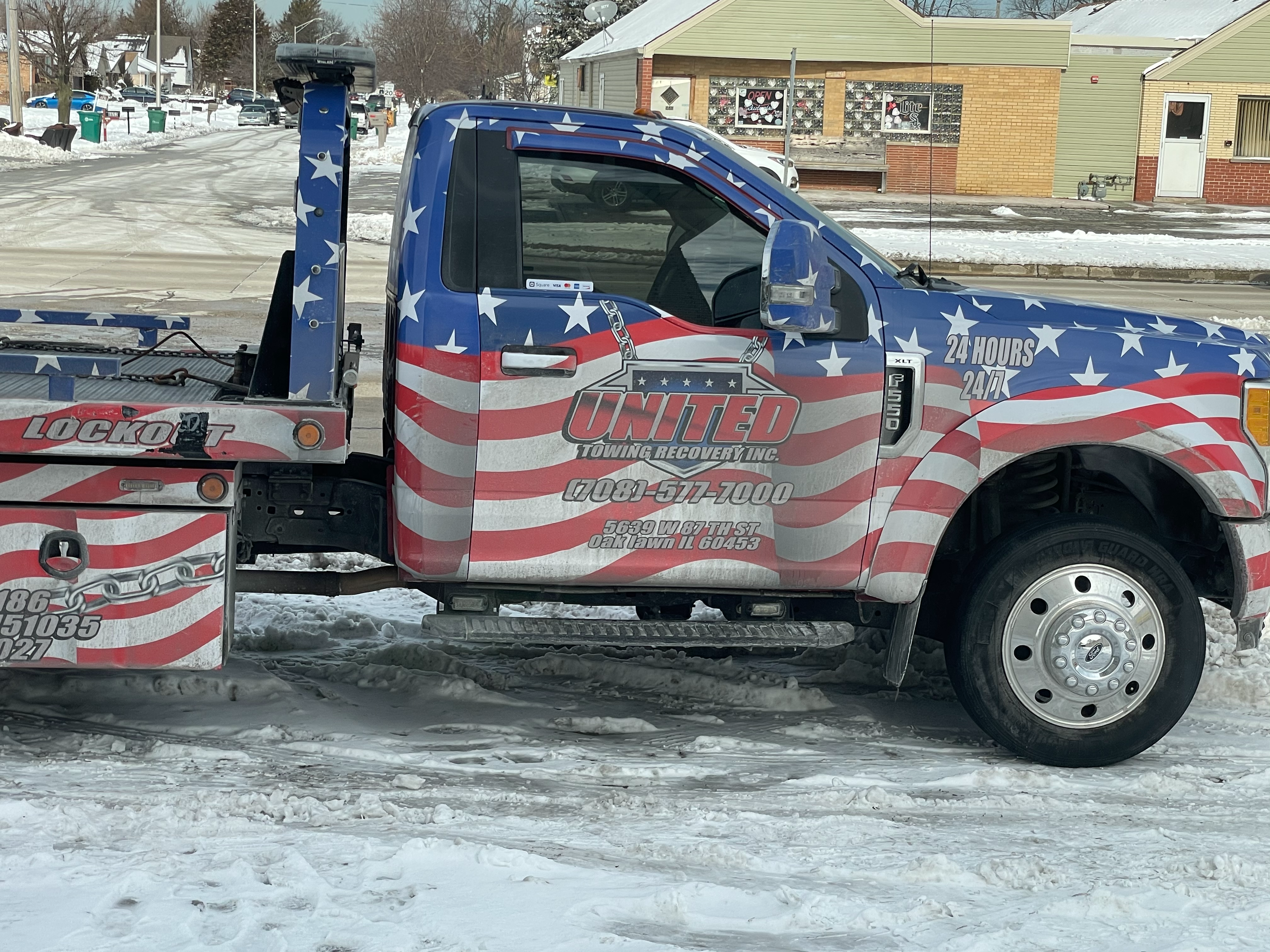 United towing recovery inc  Towing.com Profile Banner