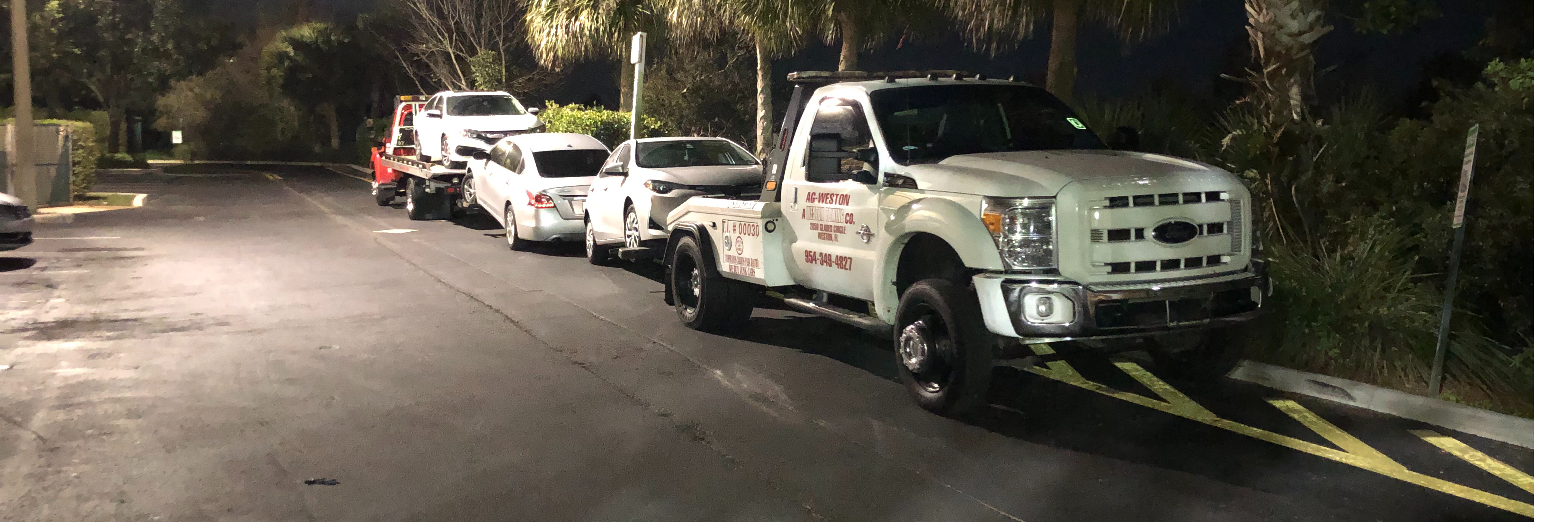All Coast Towing LLC Towing.com Profile Banner