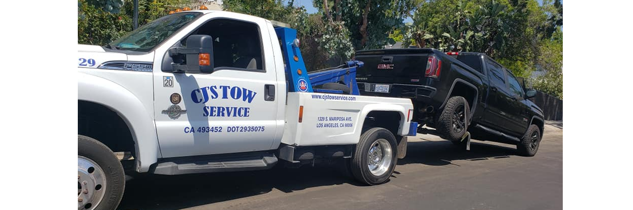 CJ's Tow Service Towing.com Profile Banner