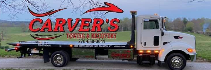 Carver's Towing and Recovery Towing.com Profile Banner