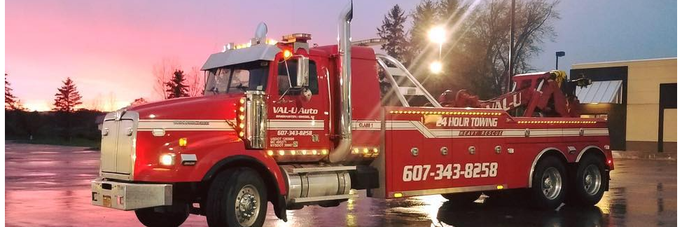 Val-U Towing Towing.com Profile Banner