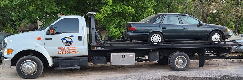Roadrunner Towing and Recovery LLC Towing.com Profile Banner