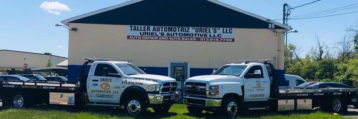 Uriel's Automotive LLC Towing.com Profile Banner