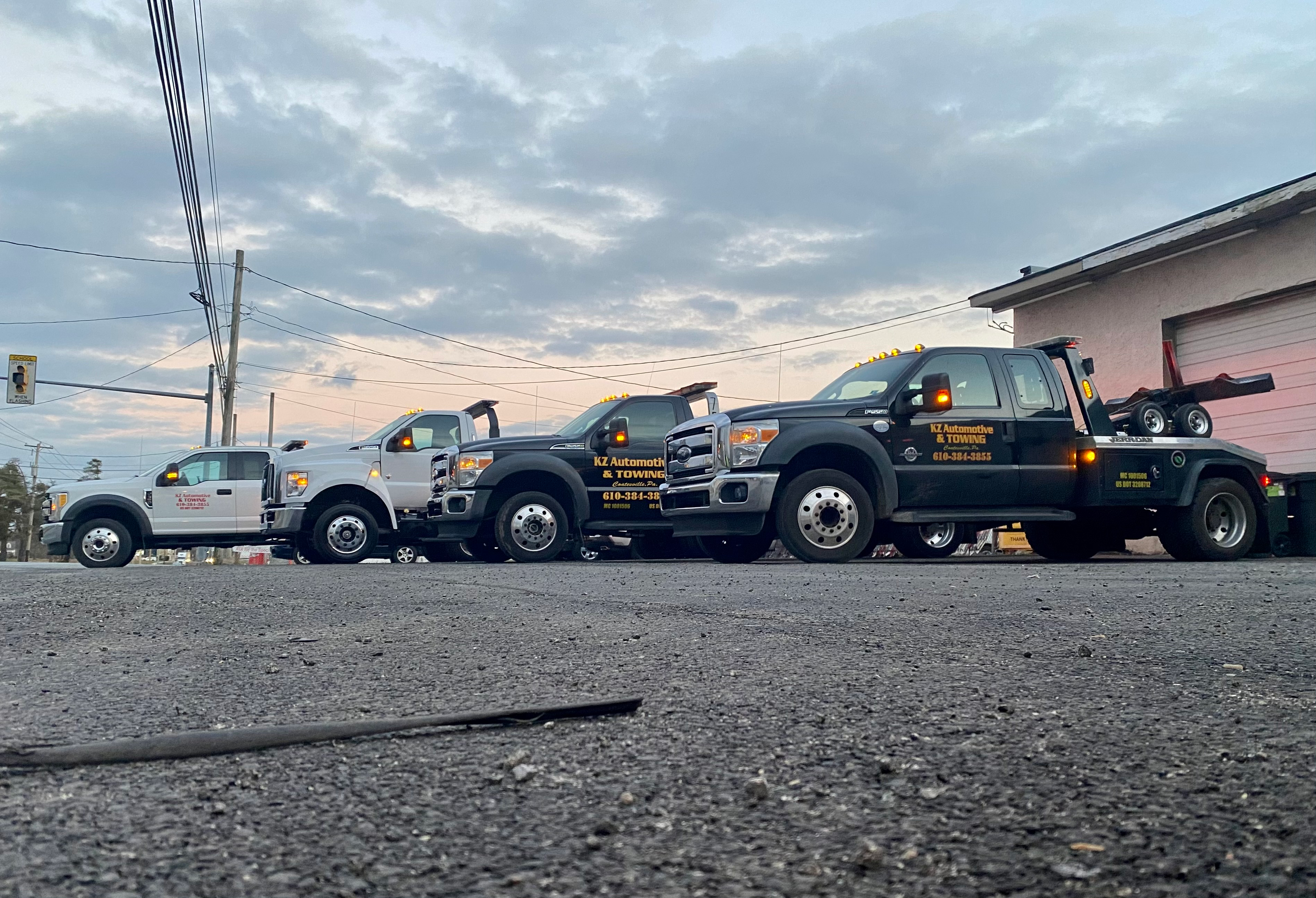 KZ Automotive and Towing Towing.com Profile Banner
