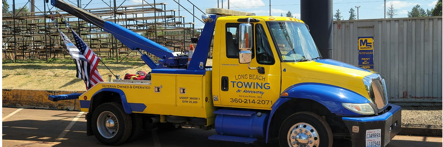 Long Beach Towing & Recovery Towing.com Profile Banner