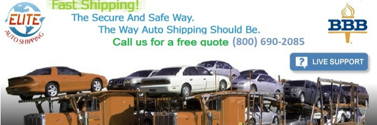 Elite Auto Shipping Towing.com Profile Banner