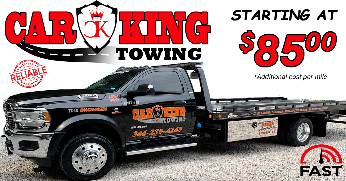 Car King Towing Towing.com Profile Banner