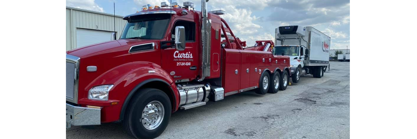 Curtis Heavy Duty Towing Towing.com Profile Banner