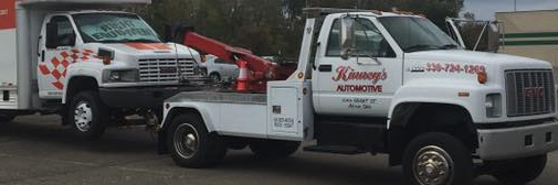 Kinney's Automotive Service Towing.com Profile Banner