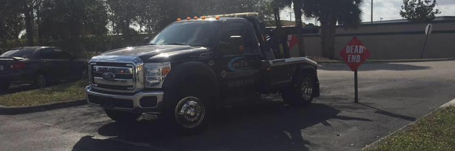 Leo T's Towing And Recovery, Inc. Towing.com Profile Banner