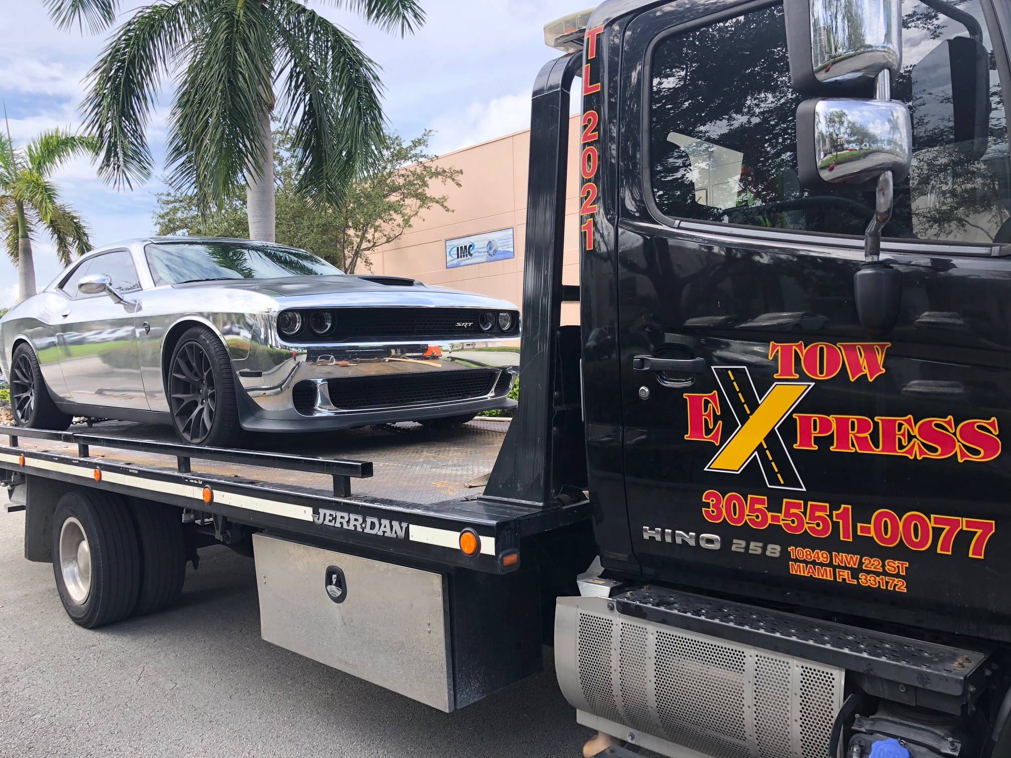 TOW EXPRESS INC. Towing.com Profile Banner