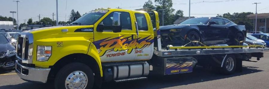PHELPS TOWING INC. Towing.com Profile Banner