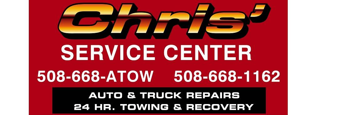 Chris' Service Center Towing.com Profile Banner