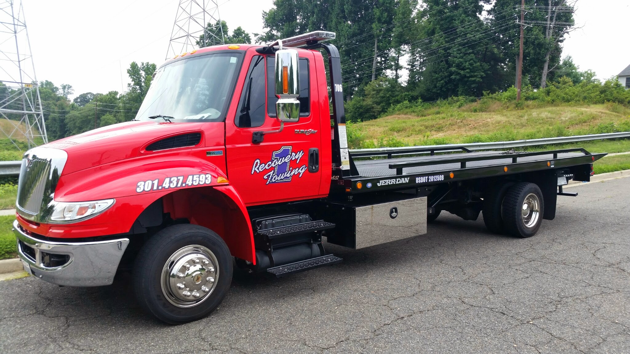 Recovery 1 Towing, LLC Towing.com Profile Banner