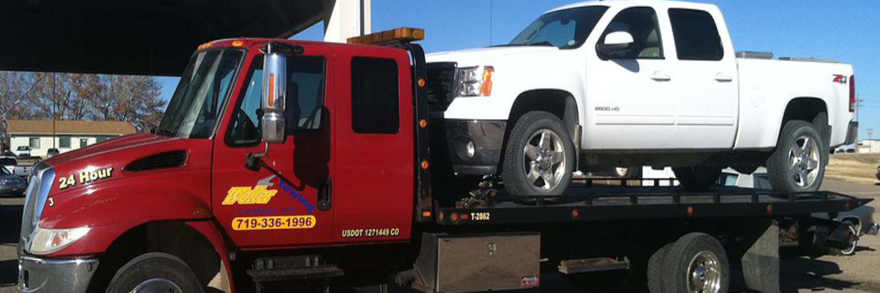 Andy Woller Towing Towing.com Profile Banner