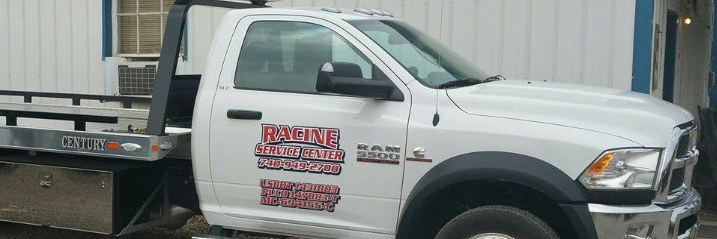 Racine Service Center Towing.com Profile Banner