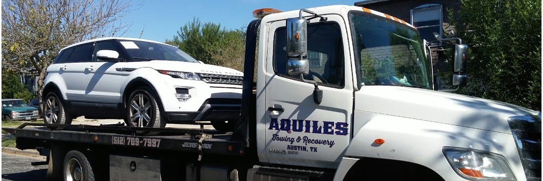 Aquiles Towing & Recovery Towing.com Profile Banner