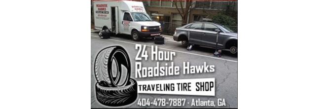 24 Hour Roadside Hawks Towing.com Profile Banner