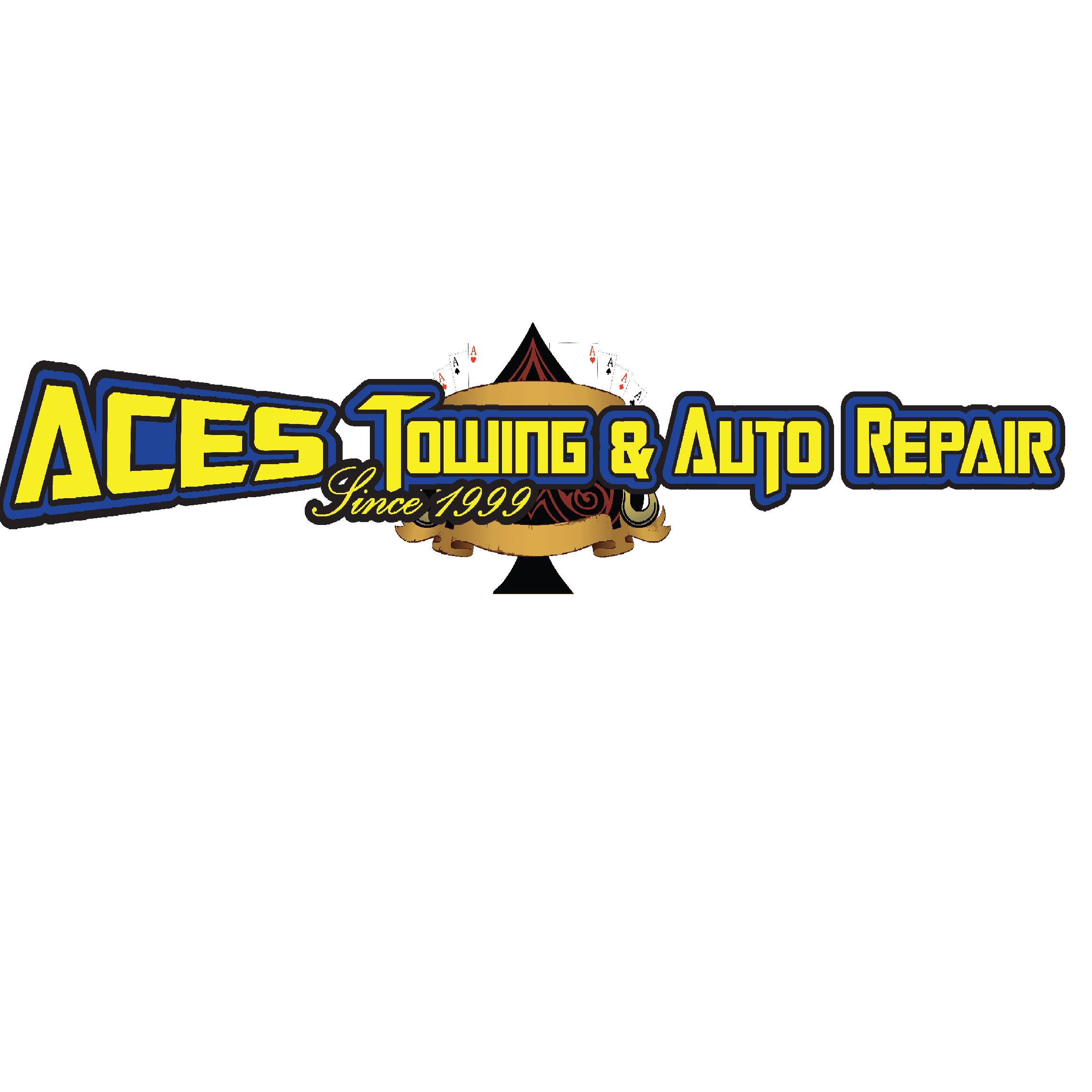 Aces Towing & Auto Repair logo