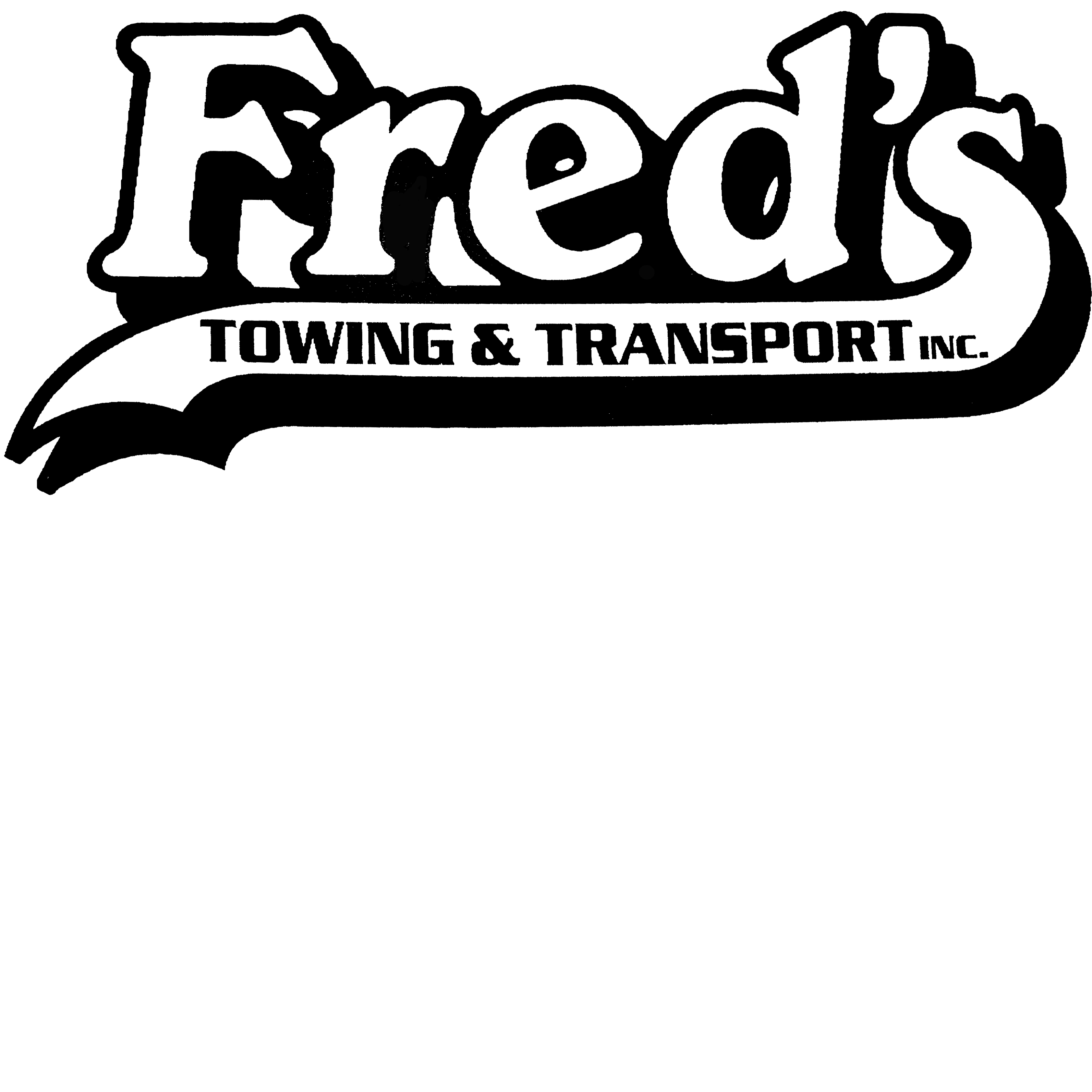 Fred's Towing and Transport Inc. logo