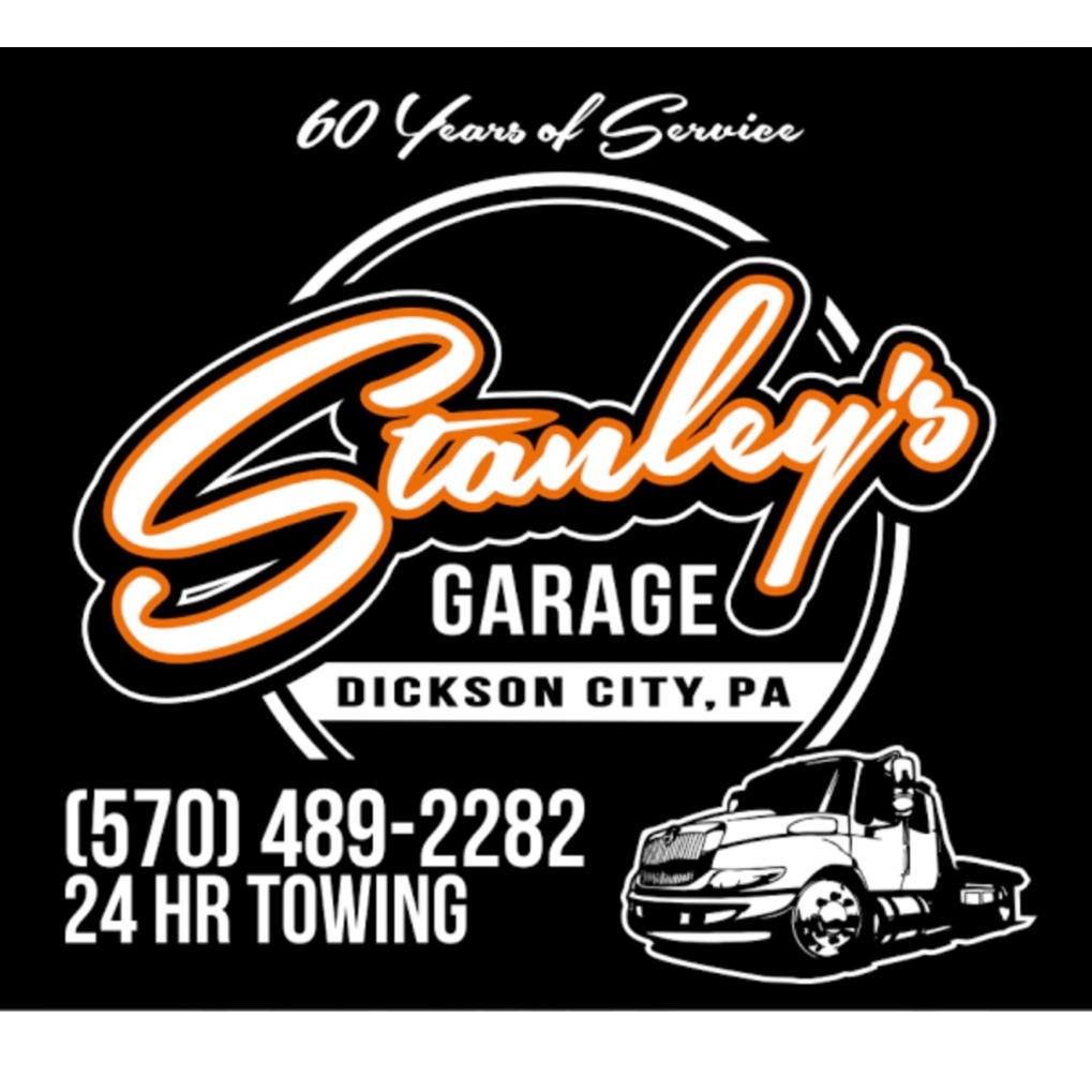 Stanleys Garage logo