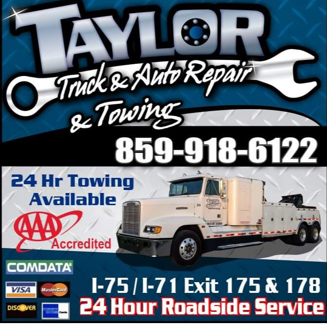 Taylor Truck And Auto Repair logo