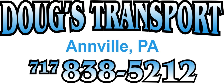 Doug's Transport logo