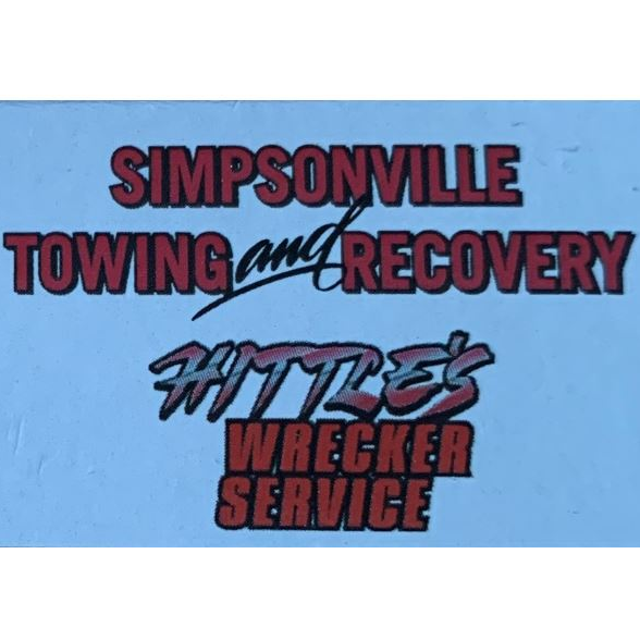 Simpsonville Towing & Recovery DBA Hittle's Wrecker Service logo