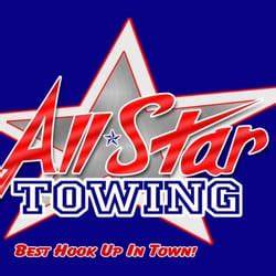 Allstar Towing logo