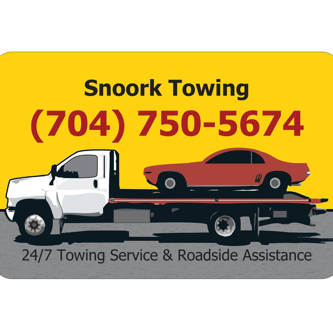 Snoork Towing logo