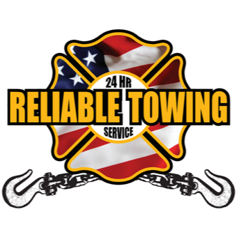 Reliable Towing logo
