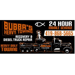 Bubba's Diesel & Auto LLC logo