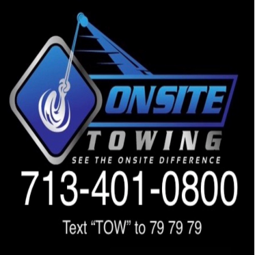 On Site Towing logo