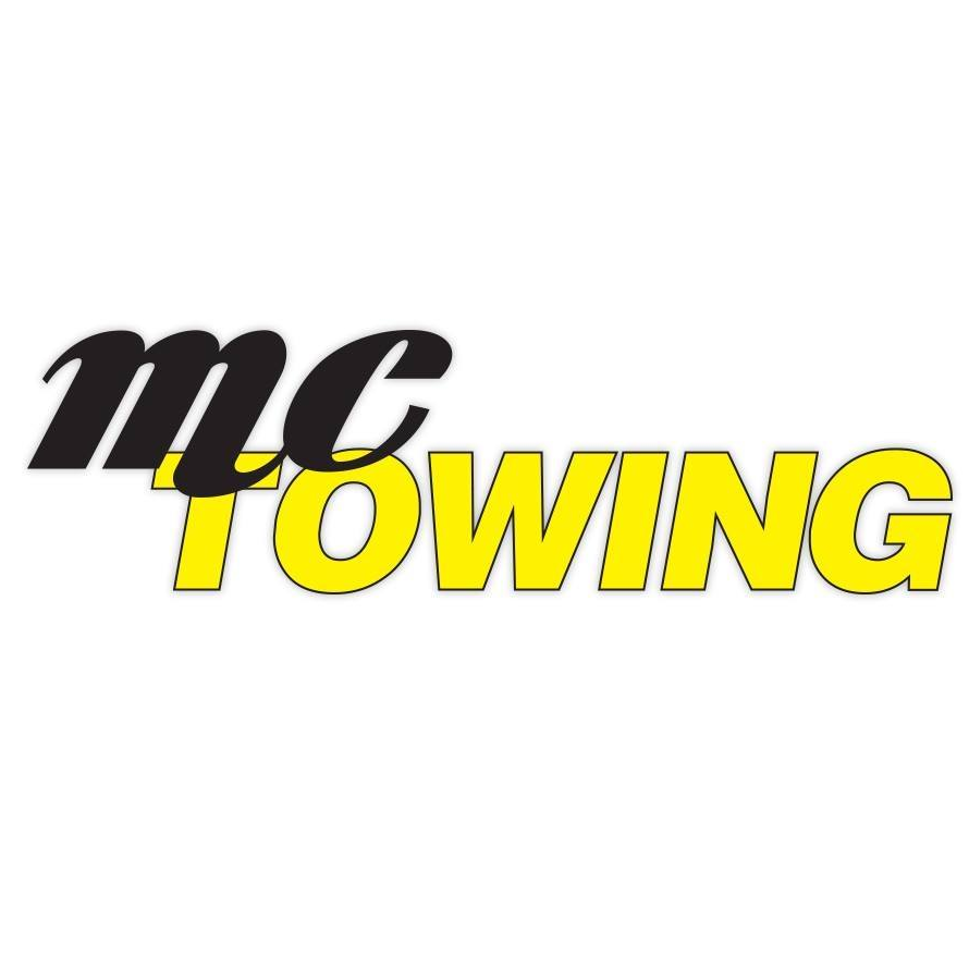 M.C. Towing and Recovery logo