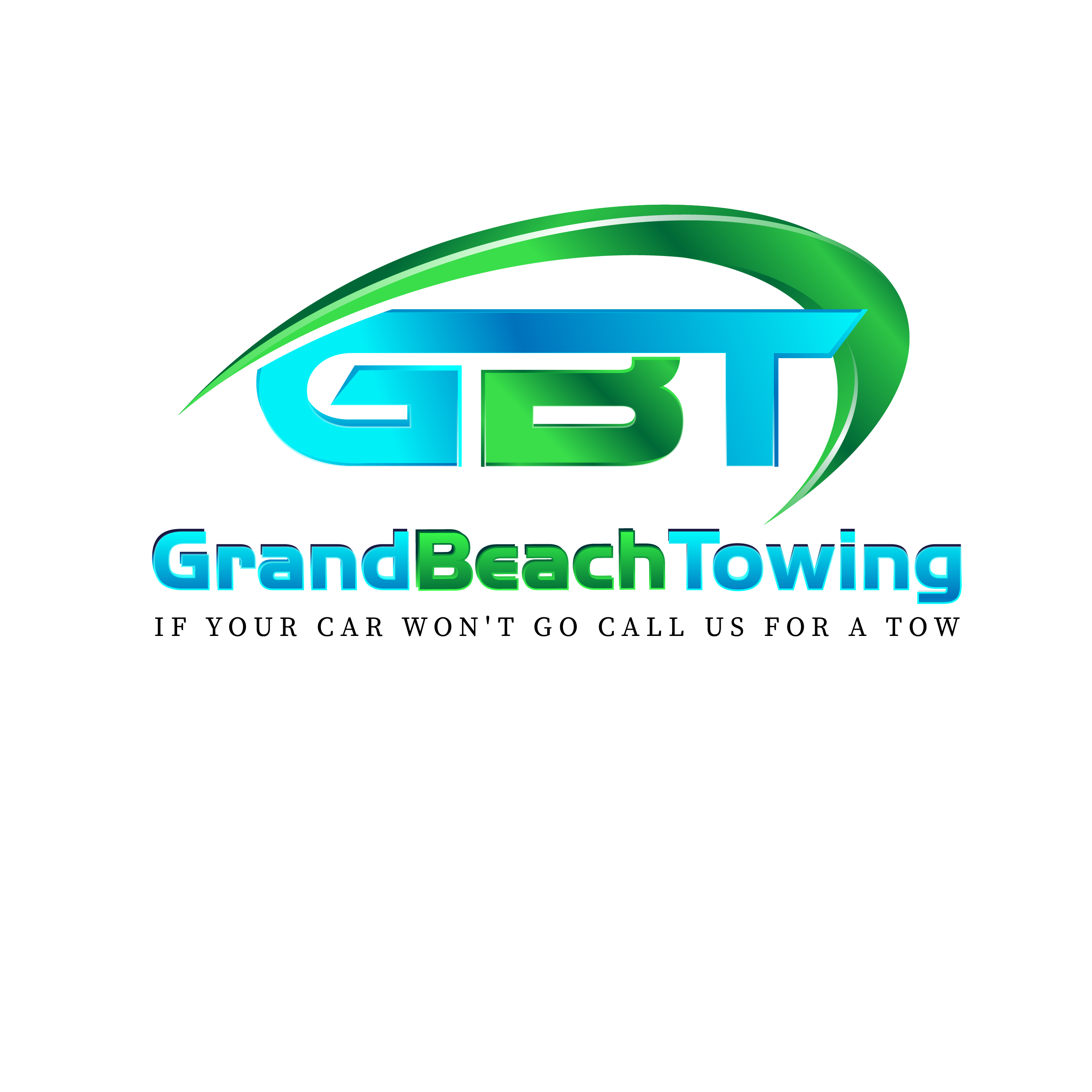 Grand Beach Towing logo