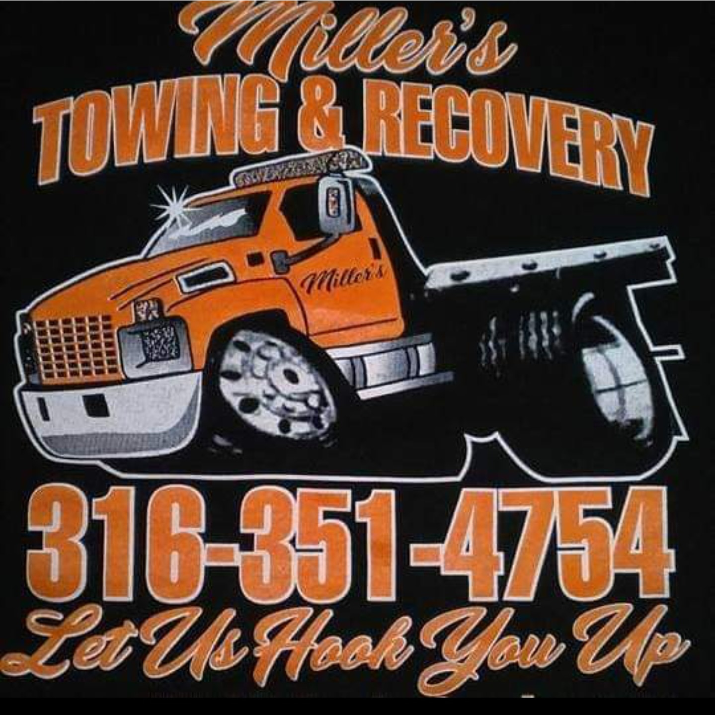 Miller Towing & Recovery logo