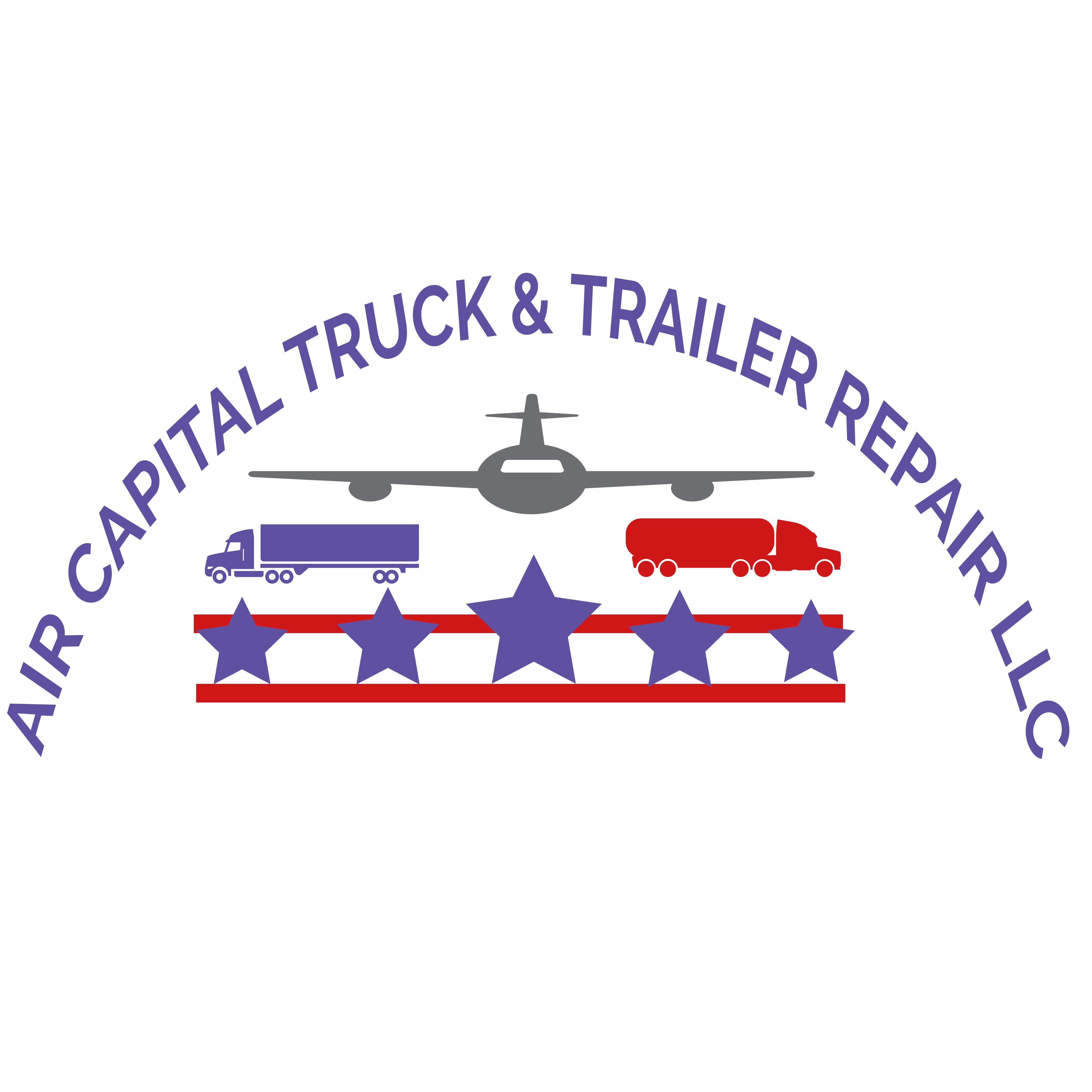 Air Capital truck & trailer repair llc logo
