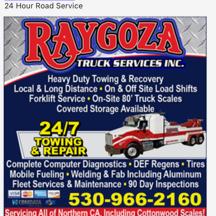 Raygoza Truck Services INC logo
