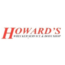 Howard's Wrecker logo
