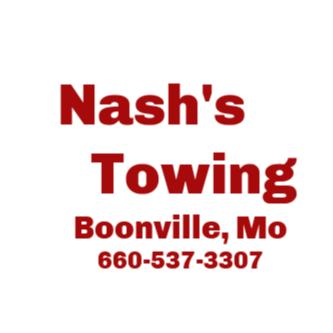 Nash's Towing Inc logo