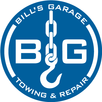 Bill's Garage logo