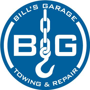 Bill's Garage logo