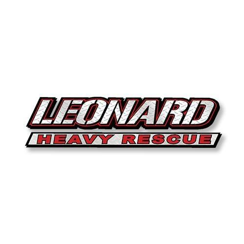 Leonard Heavy Duty Towing logo